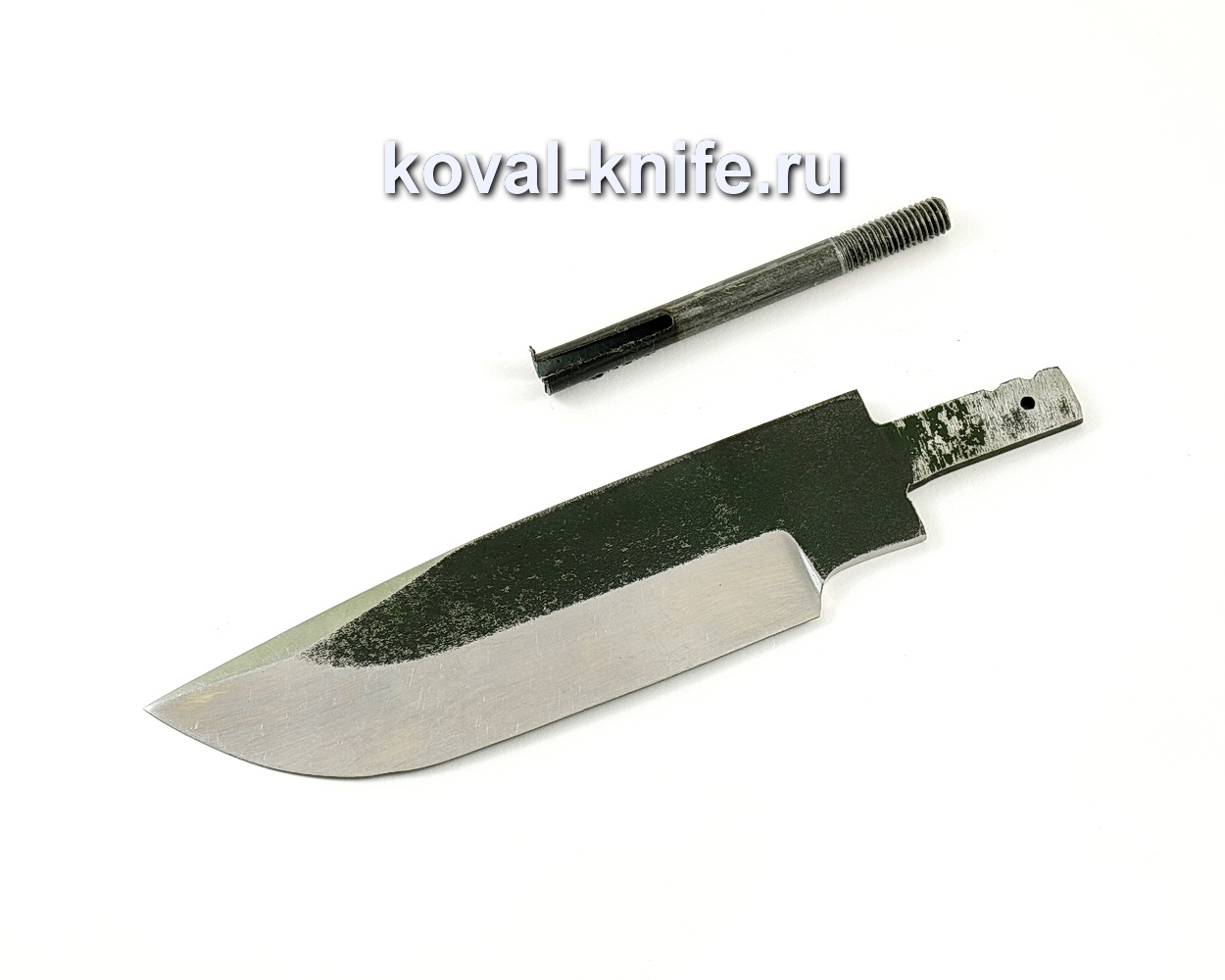 Клинок для ножа Барс (кованая сталь 95Х18)