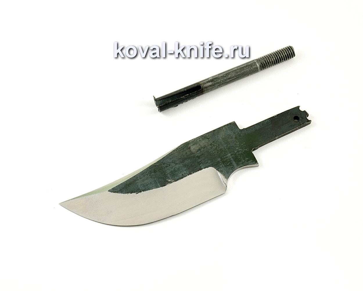 Клинок для ножа Бекас (кованая сталь 110Х18 МШД)