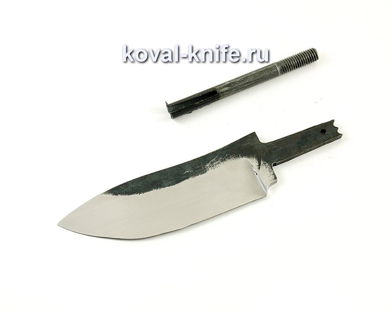 Клинок для ножа Кабан (кованая сталь 110Х18 МШД)