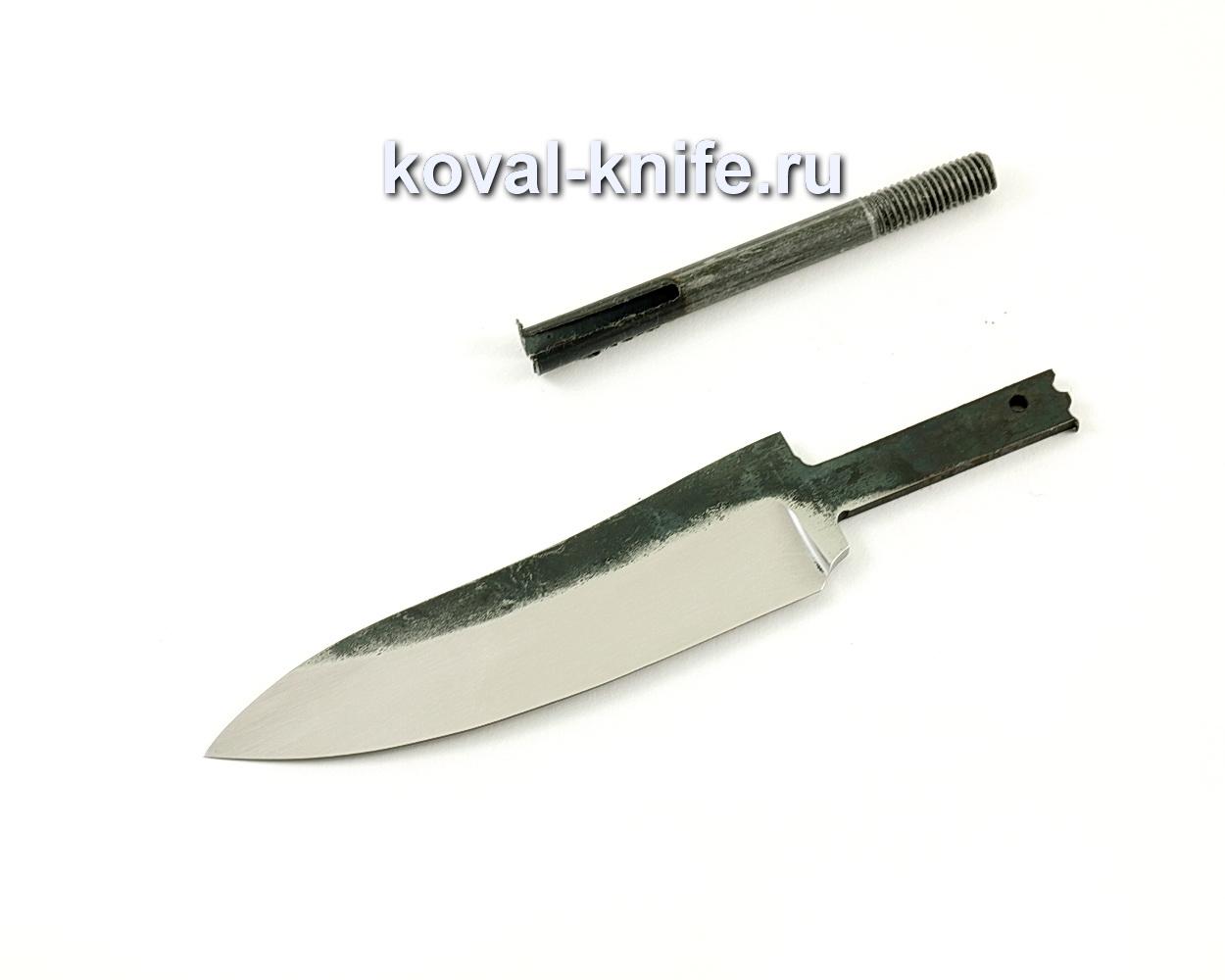 Клинок для ножа Лань (кованая сталь 110Х18 МШД)
