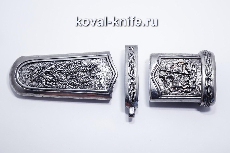Комплект литья 22 «Ножны для шашки»