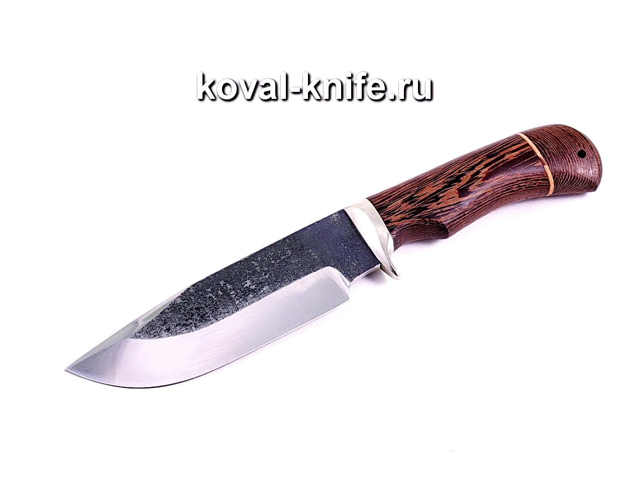 Нож Барс (сталь 95х18), рукоять венге, литье A030