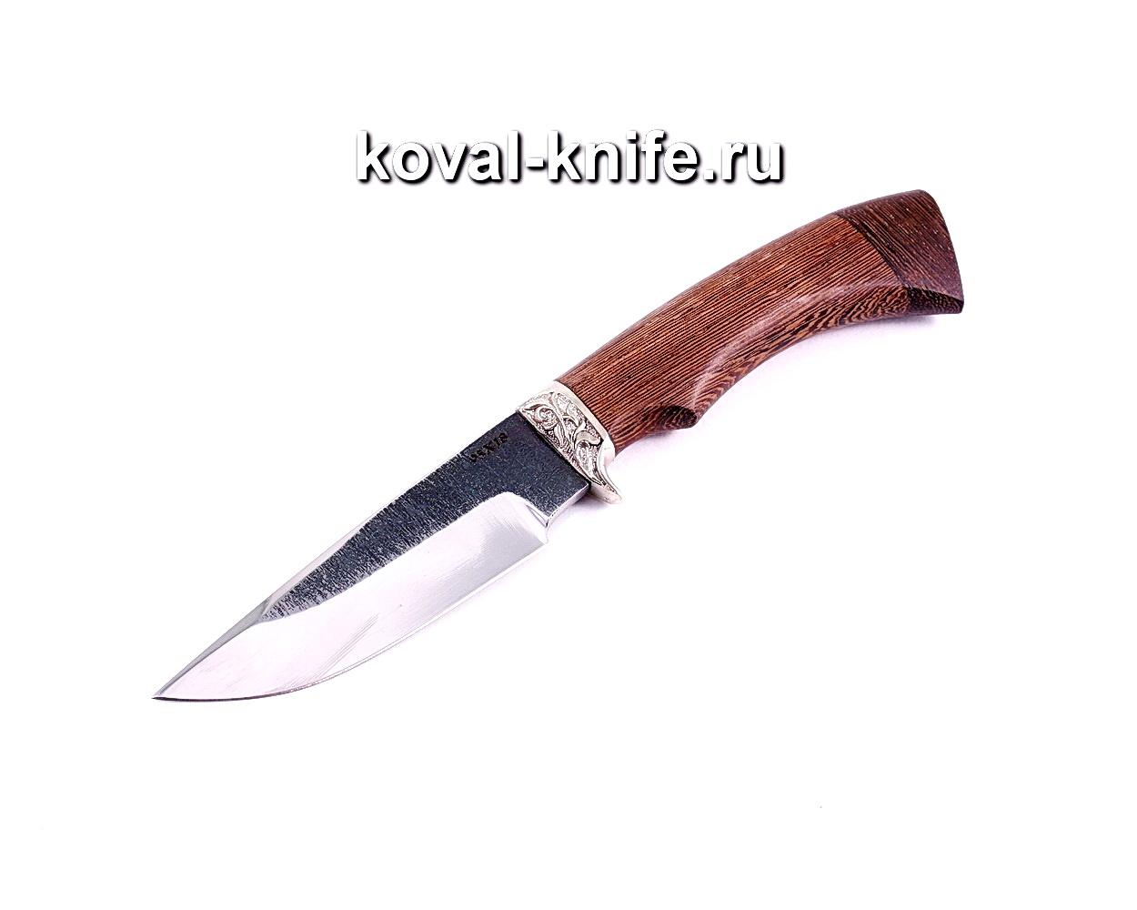 Нож Норвег (сталь 95х18), рукоять венге, литье A025