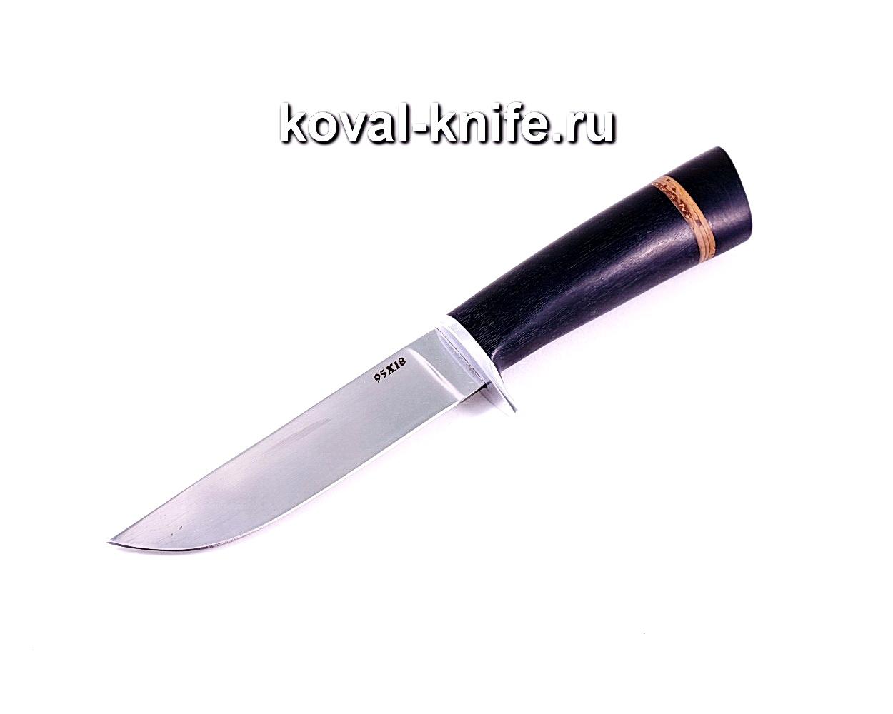Нож Белка (сталь 95х18), рукоять граб A022