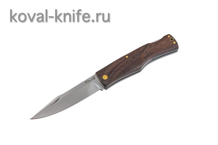 Складной нож из стали 95х18 А664