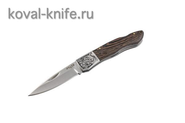 Складной нож из стали 95х18 А670