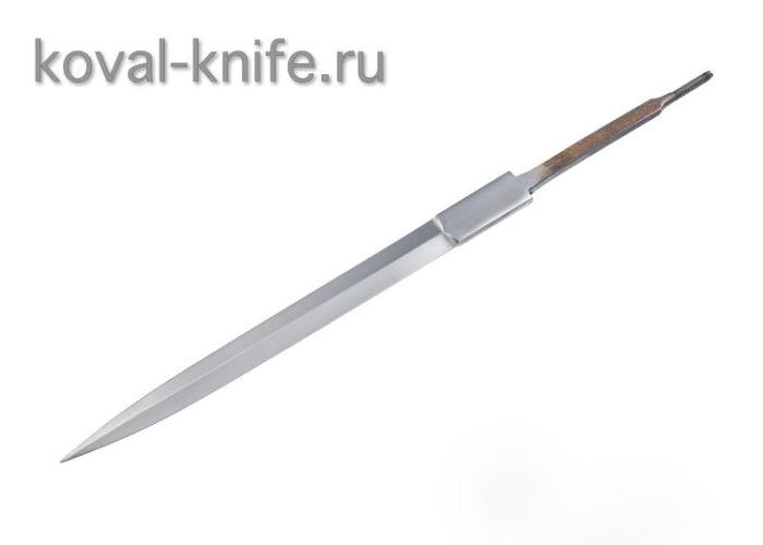 Клинок для Кортика (кованая сталь 95Х18)
