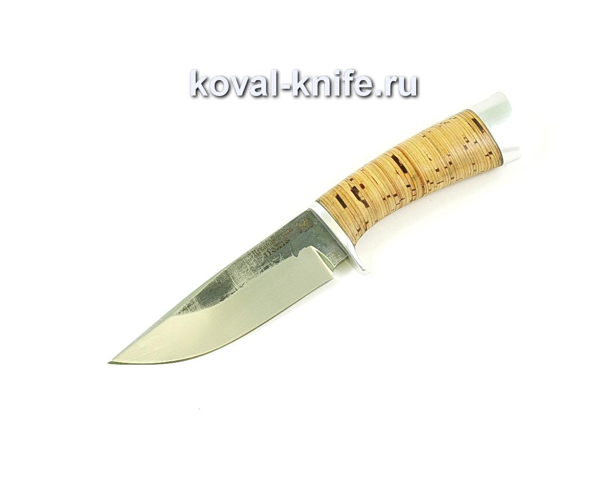 Нож Норвег (сталь 110х18), рукоять береста A038