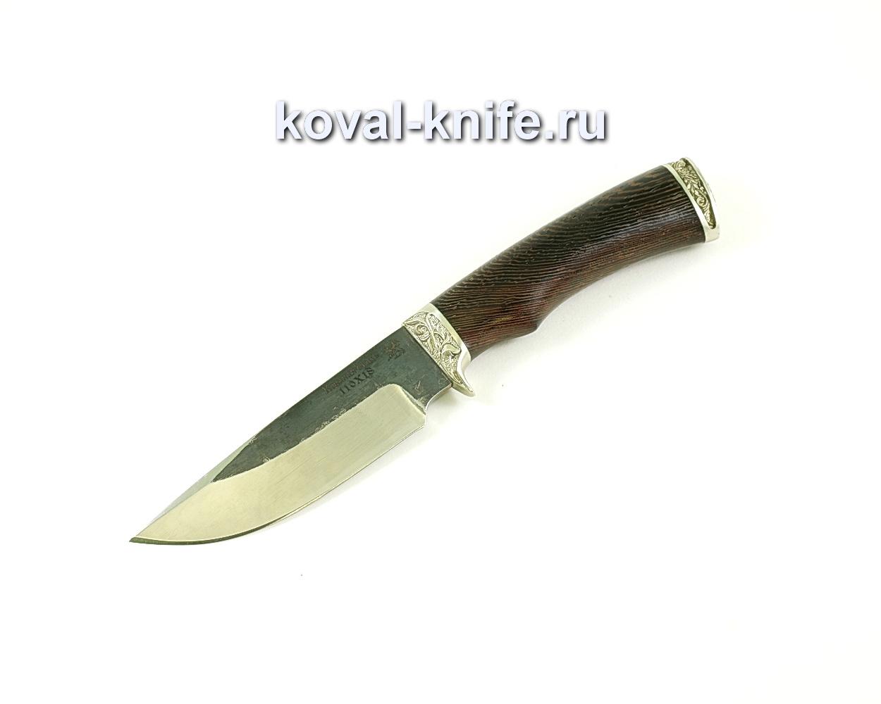 Нож Норвег (сталь 110х18), рукоять венге, литье A157