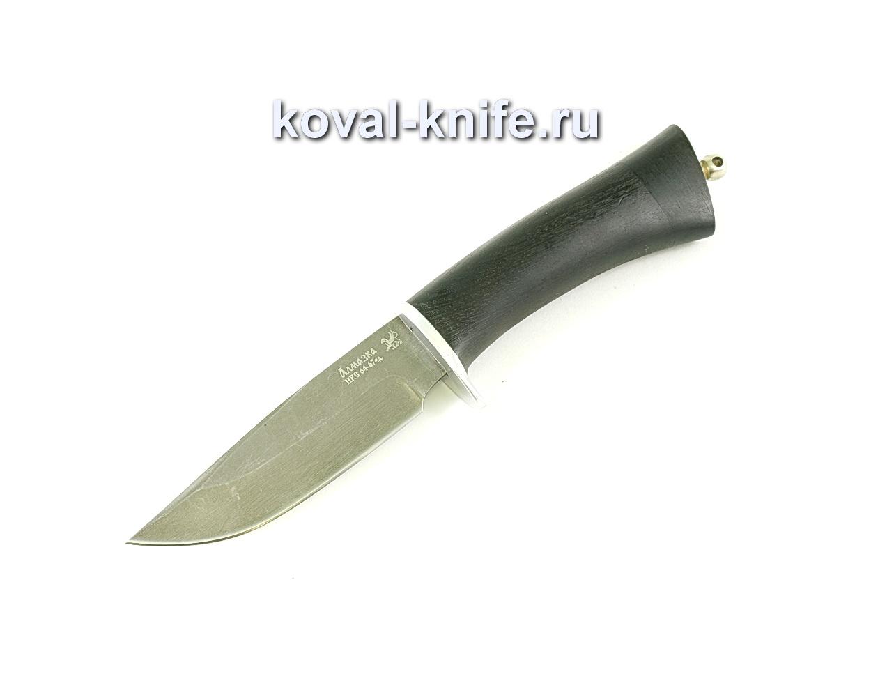 Нож Норвег (сталь ХВ5-Алмазка), рукоять граб A047