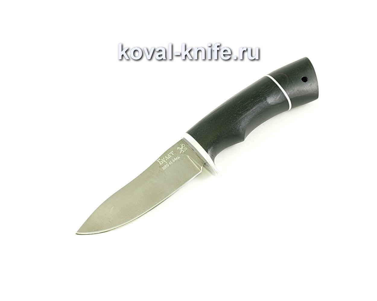 Нож Лань (сталь Булат), рукоять граб A053