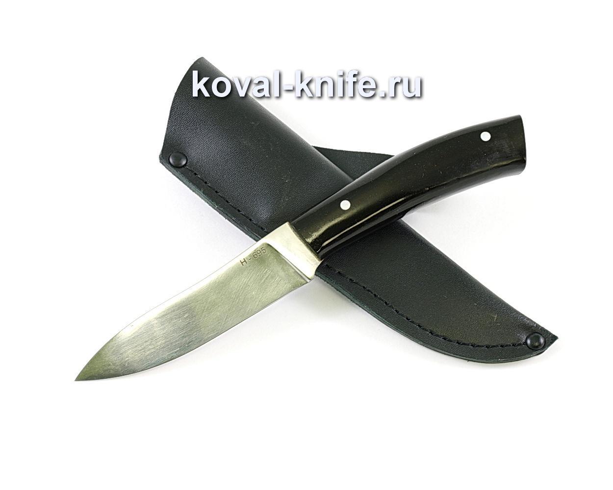 Нож Лань (сталь N-695), рукоять эбонит A109