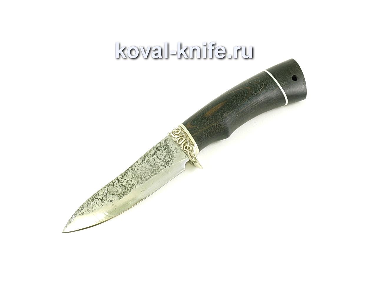 Нож Лань (сталь 9хс), рукоять граб A072