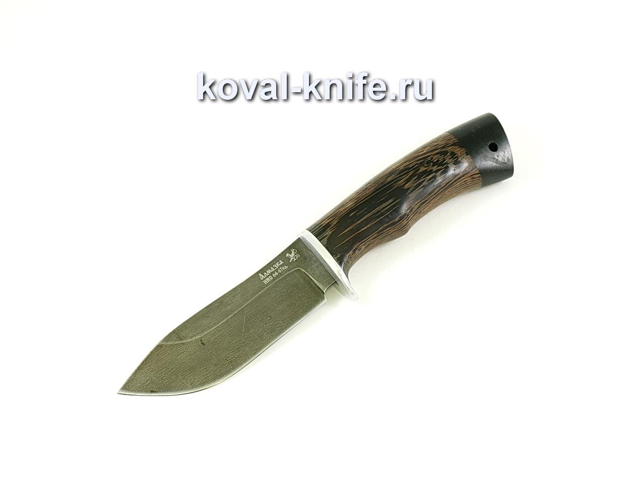 Нож Кабан (сталь ХВ5-Алмазка), рукоять венге A048