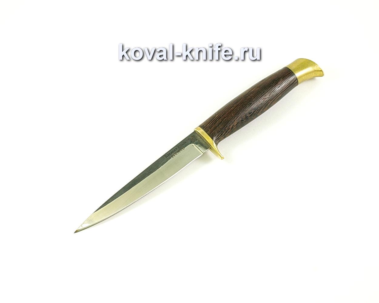 Нож Коготь (сталь 110х18), рукоять венге, литье A043