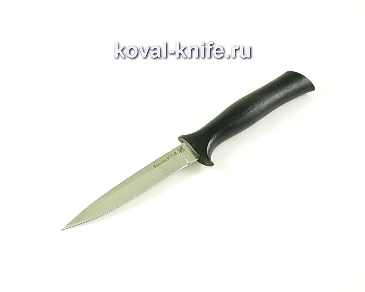 Нож Коготь (сталь 95х18), рукоять граб A267