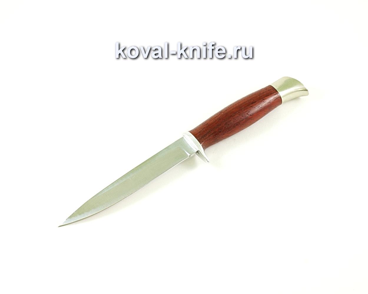 Нож Коготь (сталь 95х18), рукоять падук, литье A268