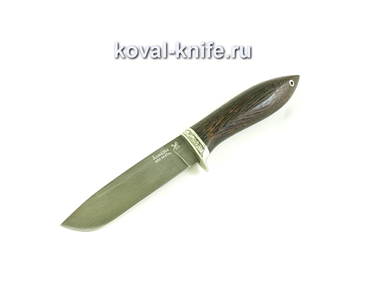 Нож Белка (сталь ХВ5-Алмазка), рукоять венге, литье A097
