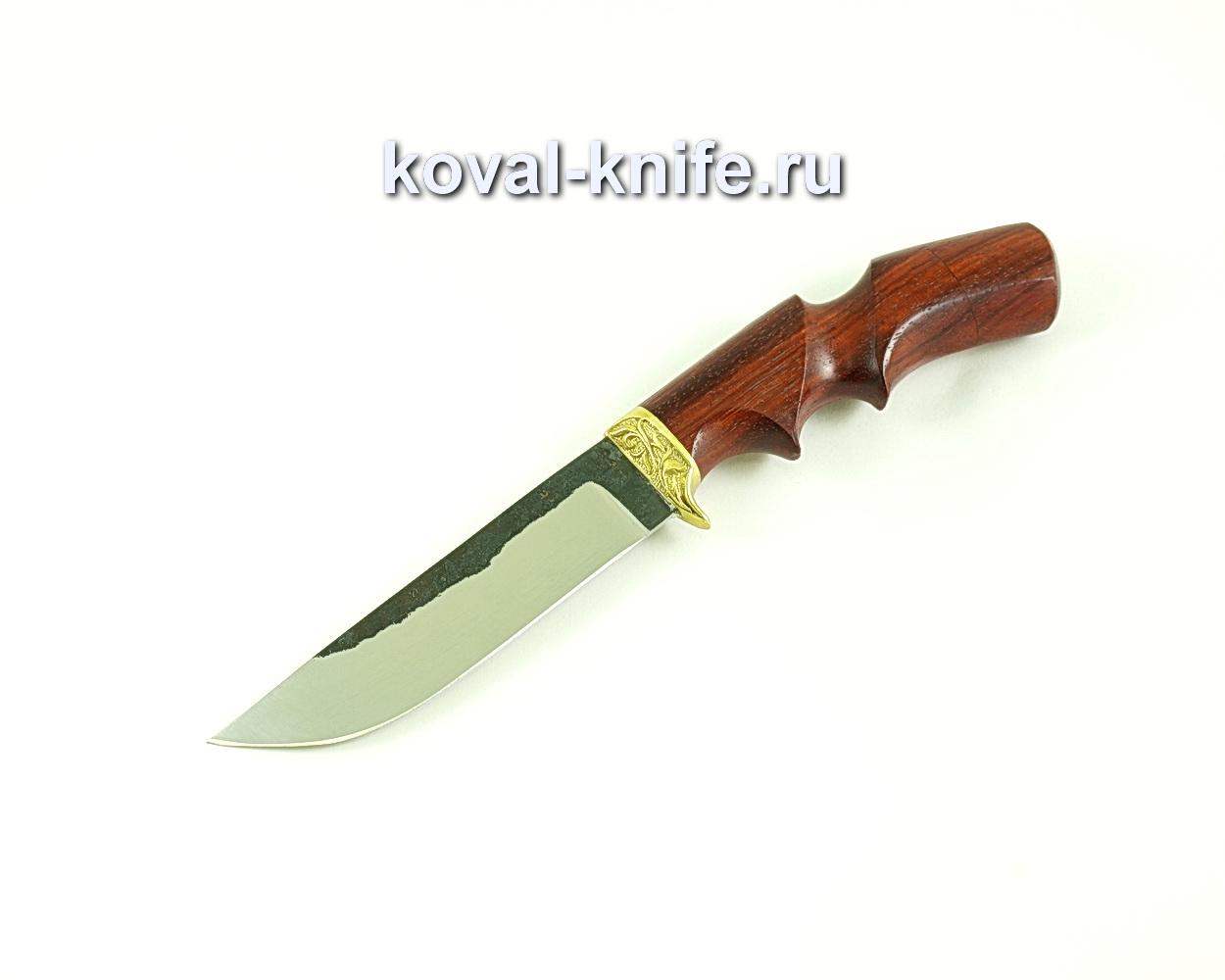 Нож Белка (сталь 110х18), рукоять падук, литье A100