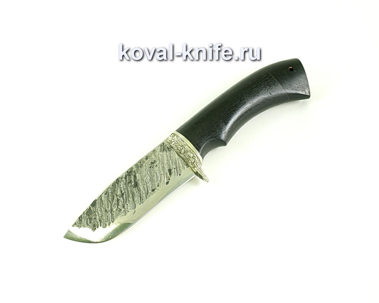 Нож Бобр (сталь 9хс), рукоять граб, литье A106