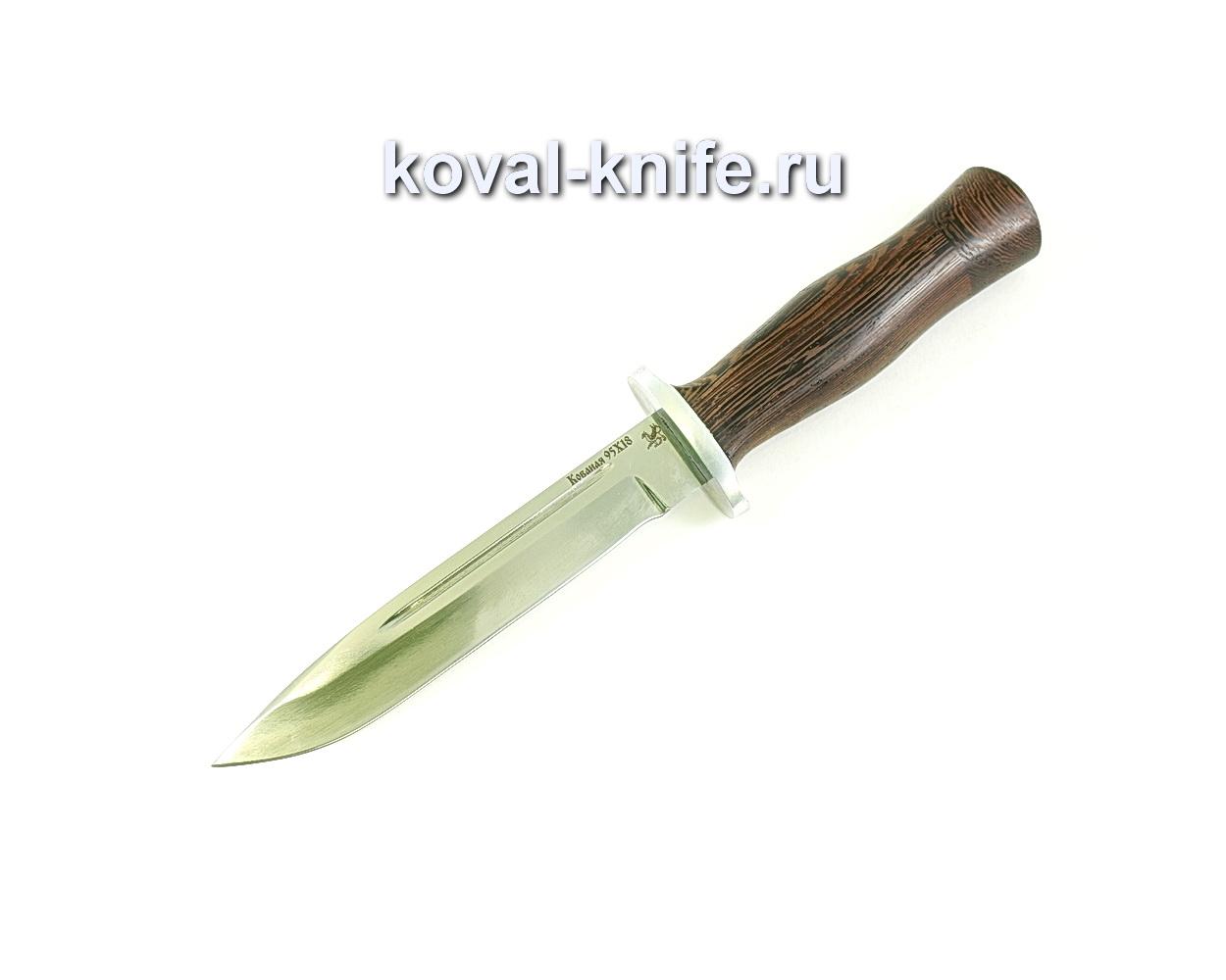 Нож Вишня (сталь 95х18) рукоять венге