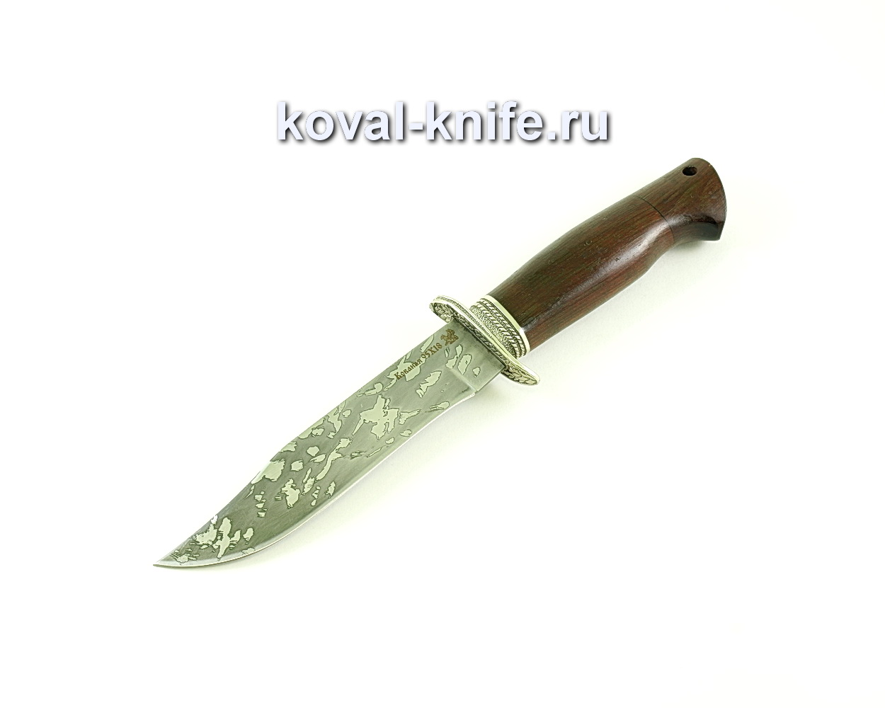 Нож Викинг (сталь 95х18), рукоять венге, литье