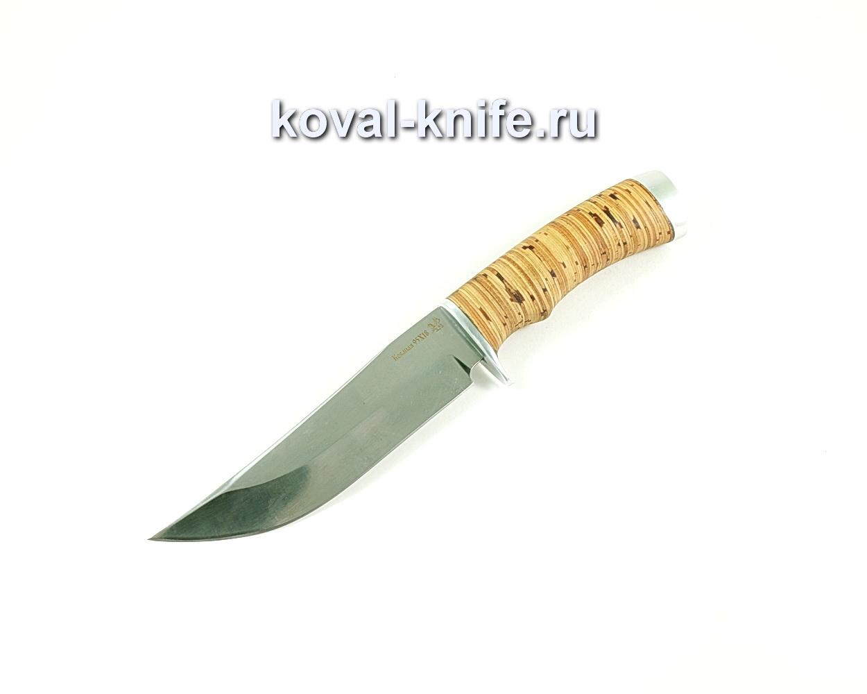 Нож Клыч (сталь 95х18), рукоять береста A283