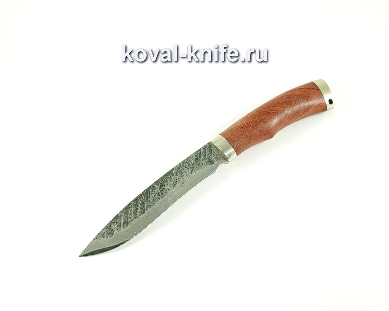 Нож Турист (сталь 9хс), рукоять бубинга, литье A122