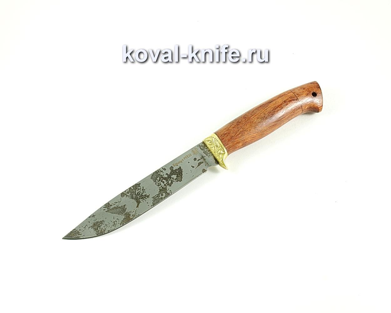 Нож Турист-3 (сталь 95х18), рукоять бубинга, литье A284