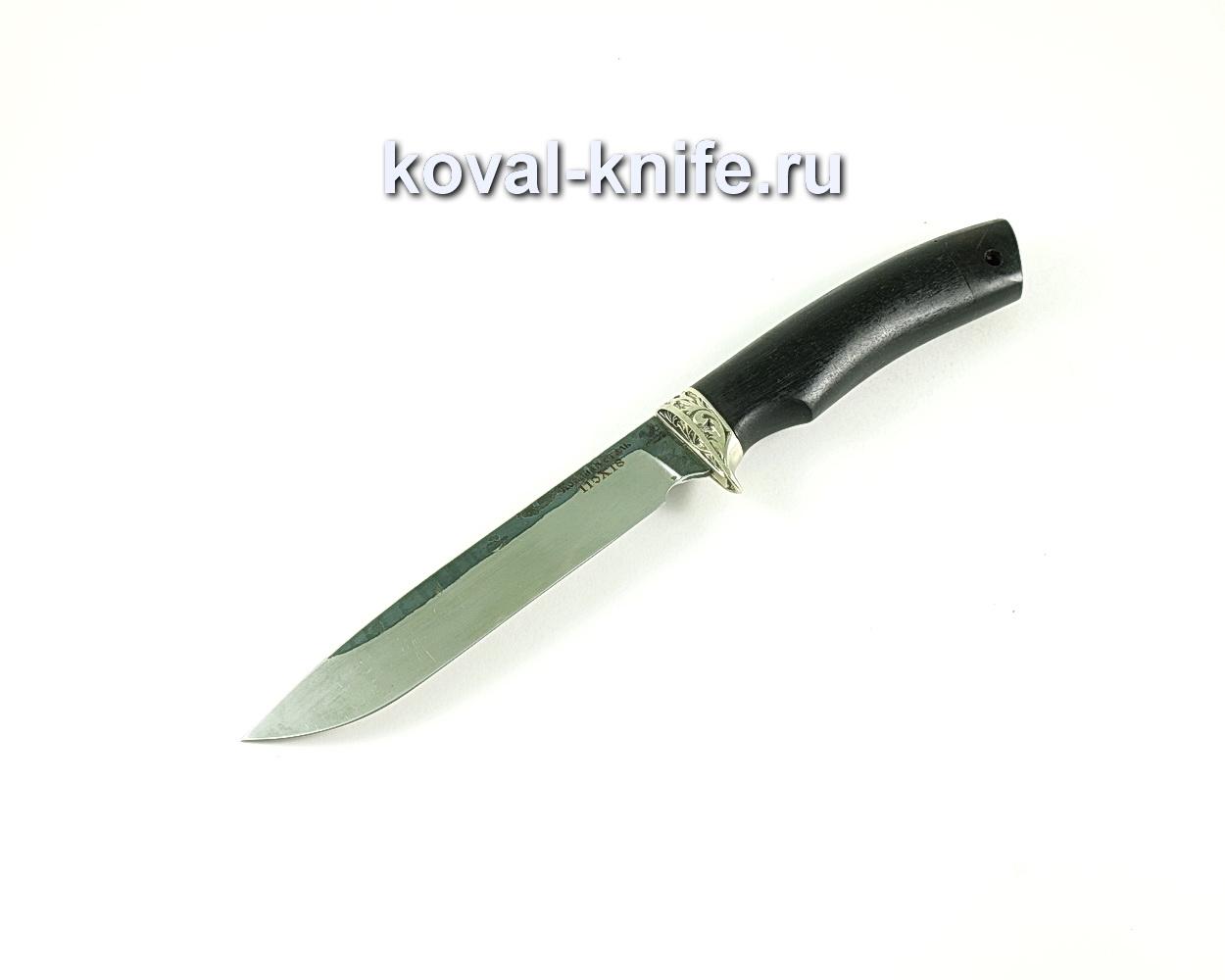 Нож Турист (сталь 110х18), рукоять граб, литье A155
