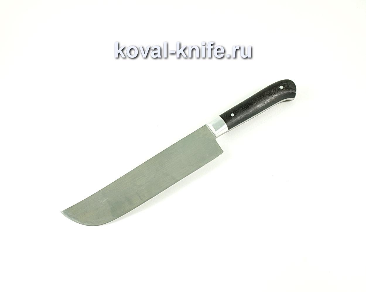 Нож Узбек (сталь 95х18), рукоять граб A285