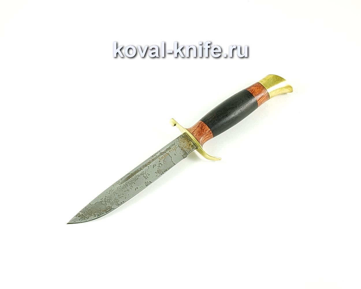 Нож Финка (сталь 95х18), рукоять бубинга, граб, литье A287