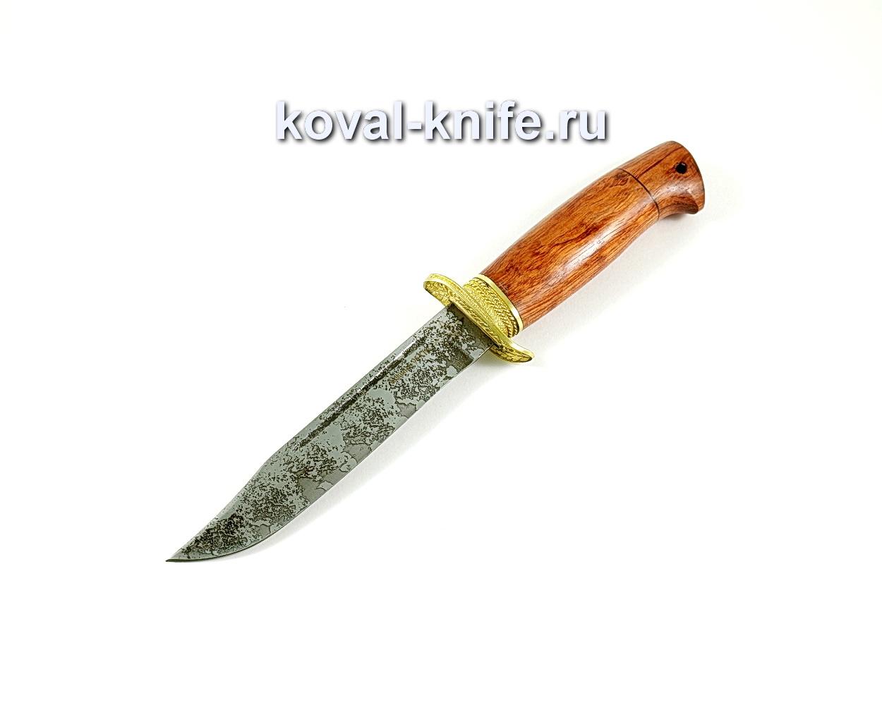 Нож Штрафбат (сталь 95х18), рукоять бубинга, литье A236