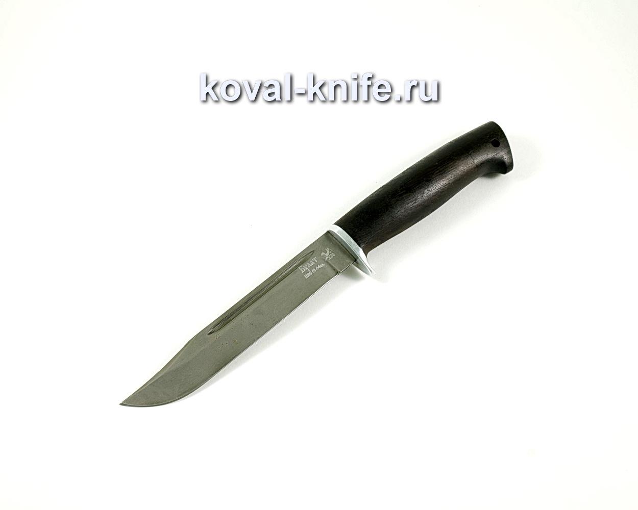 Нож Штрафбат (сталь Булат) рукоять граб A195