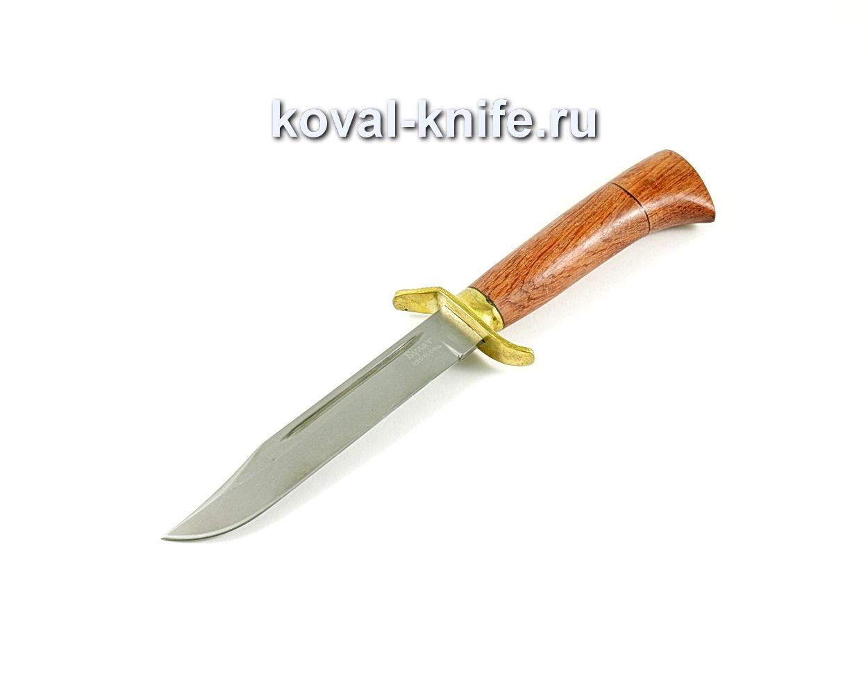 Нож НР-40 (сталь Булат) рукоять Бубинго, литье A196