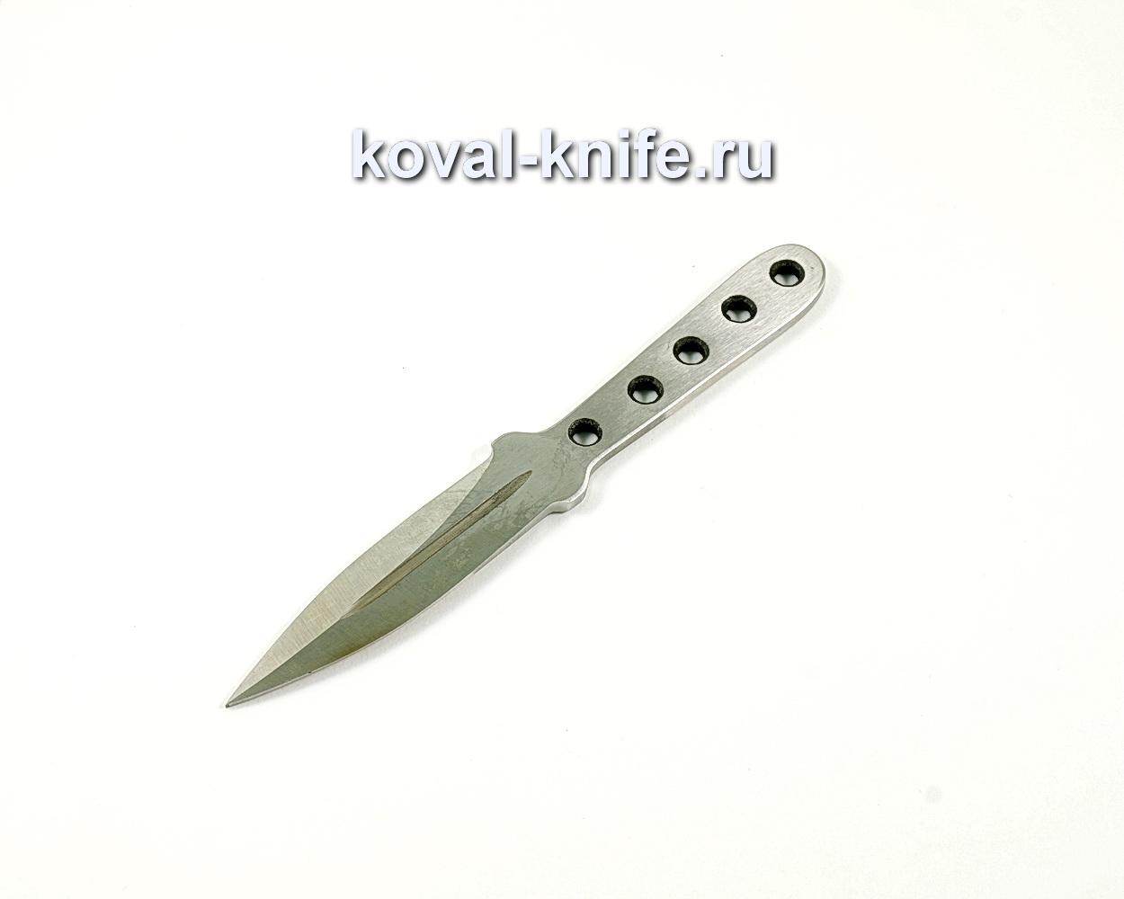 Метательный нож «Неукрытый» (сталь 65Г рессорная) A188