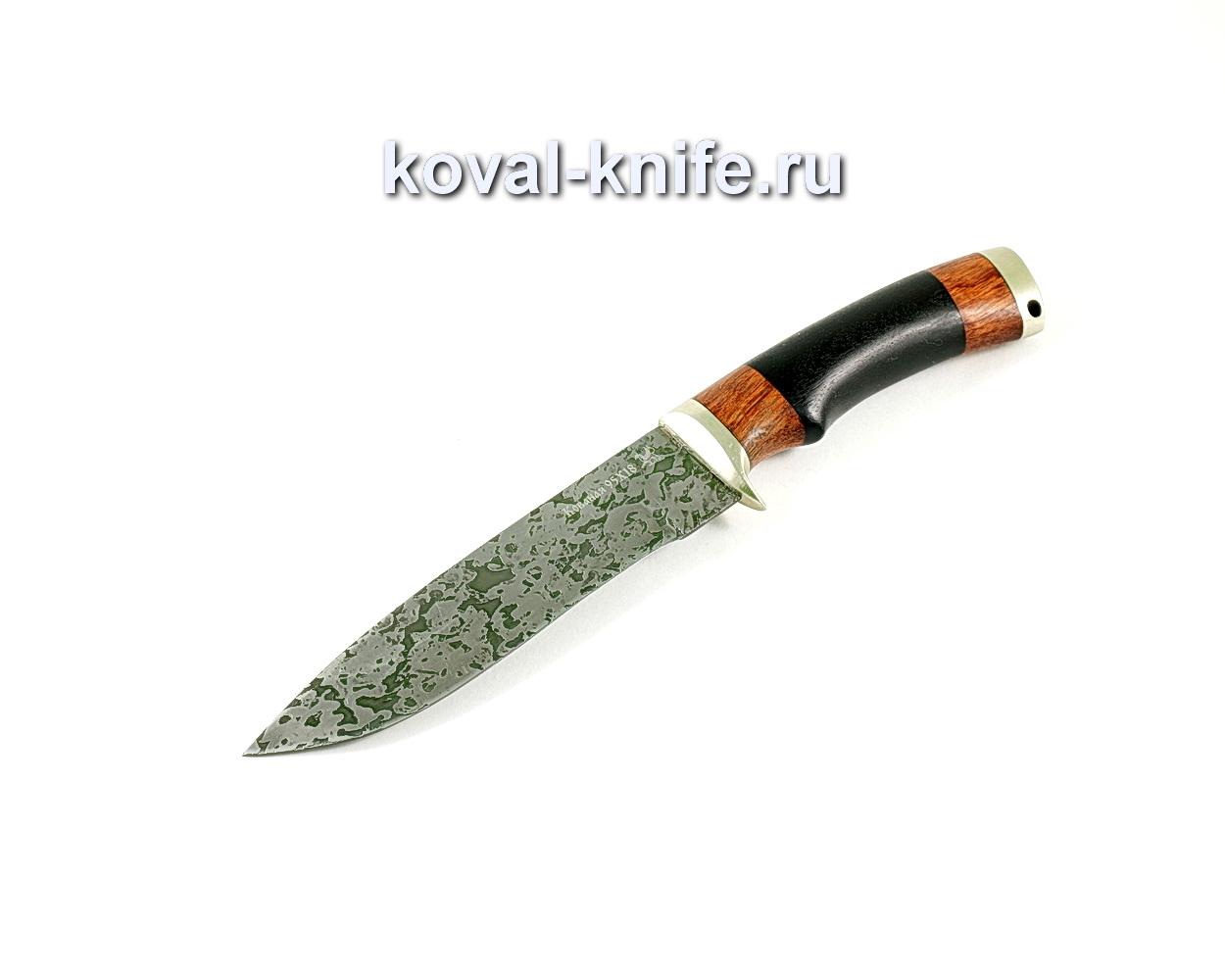 Нож Олимп (сталь 95х18), рукоять бубинга, граб, литье A240