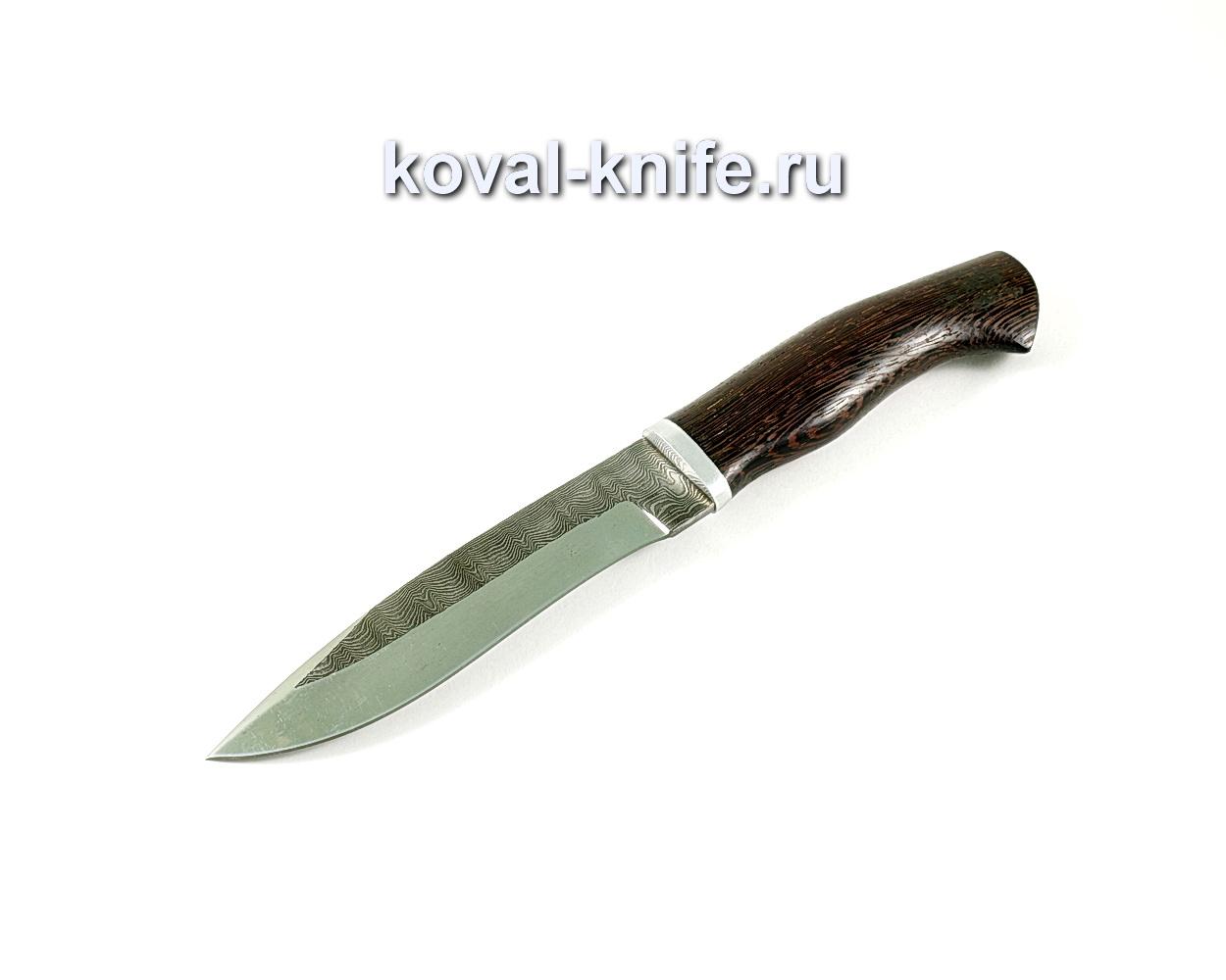 Нож Олимп (сталь Дамасская), рукоять венге A231