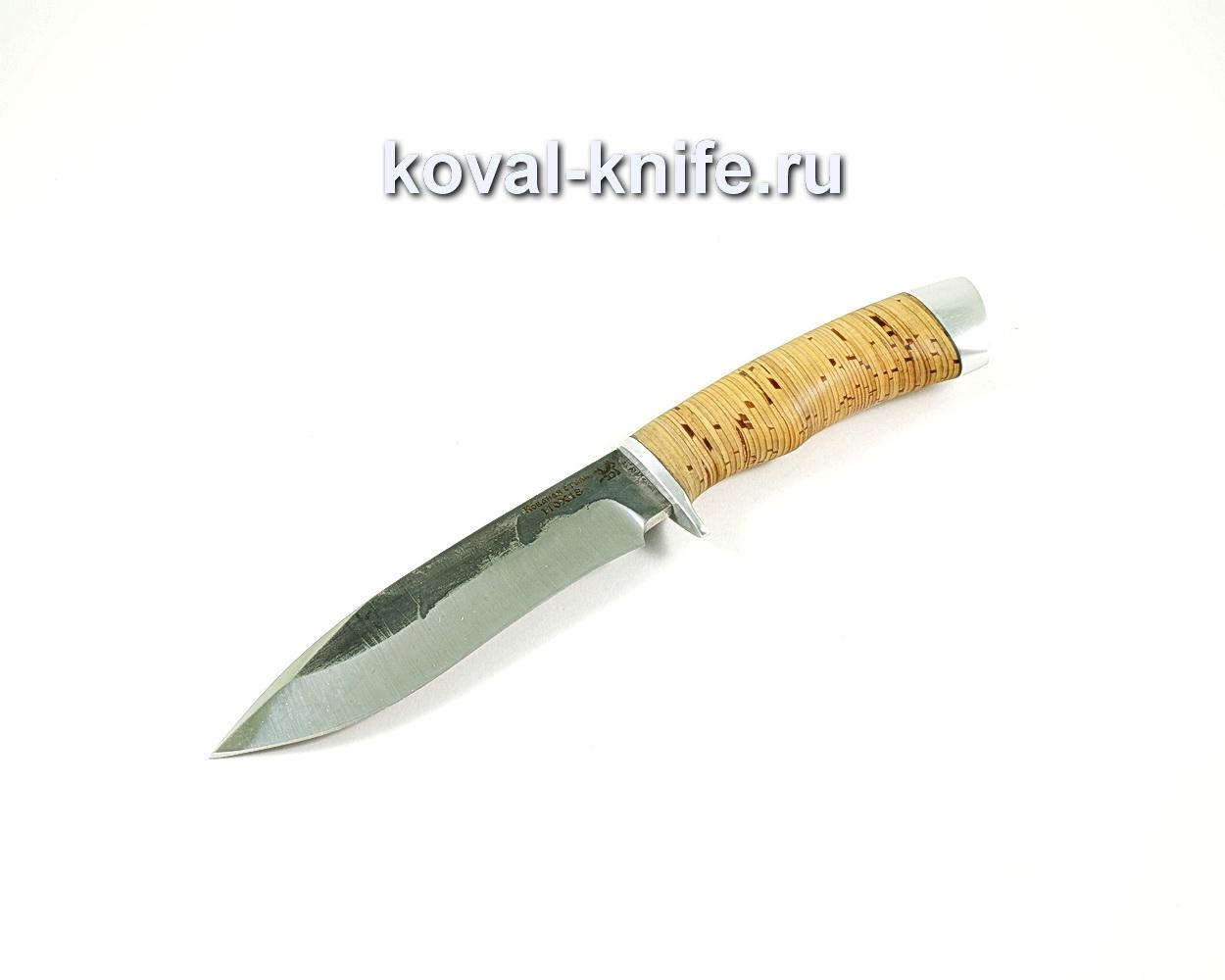 Нож Орлан (сталь 110х18), рукоять береста