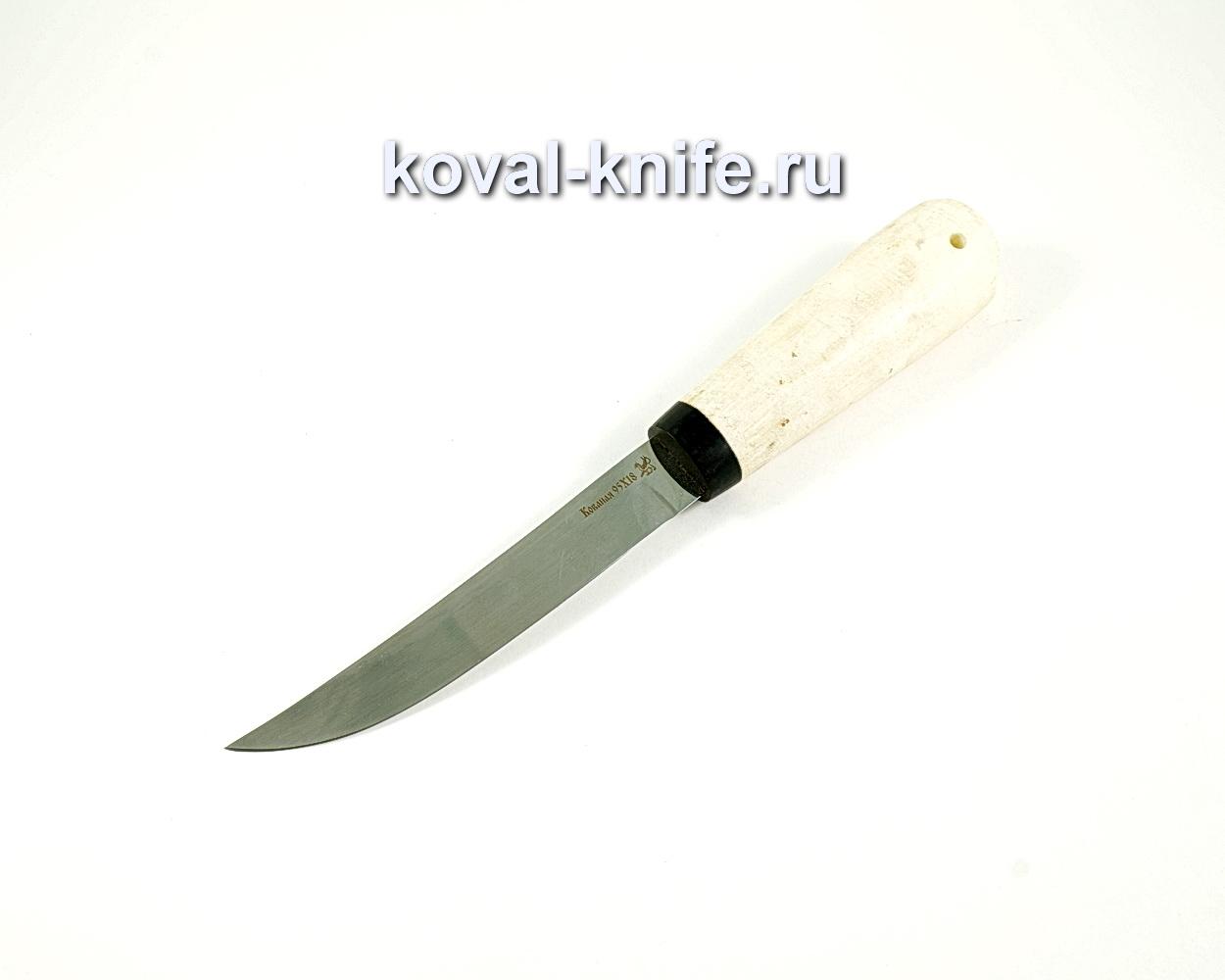 Нож Поплавок (сталь 95х18), рукоять пенопласт A211