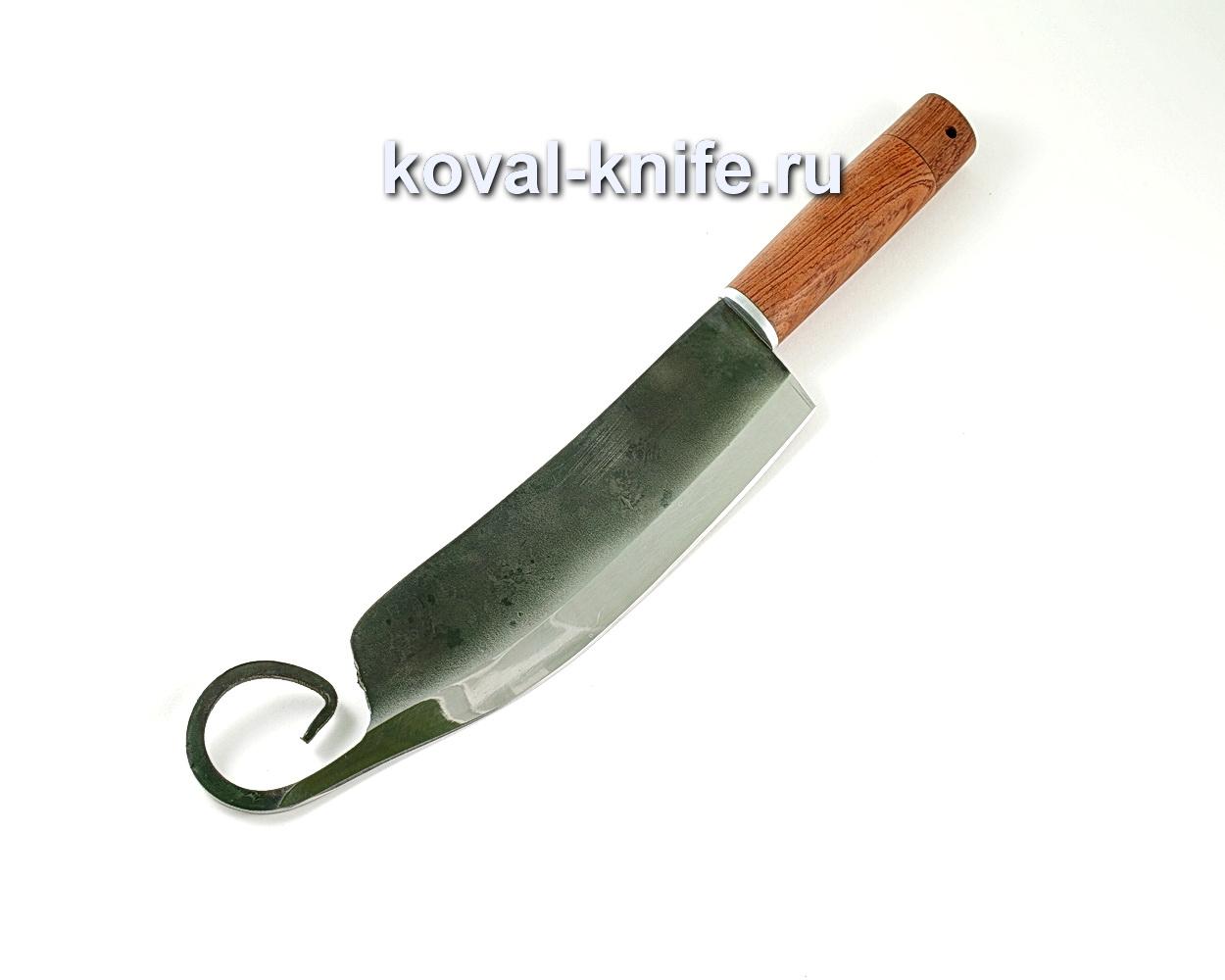 Нож Гиймякеш (сталь 95х18), рукоять бубинга A182