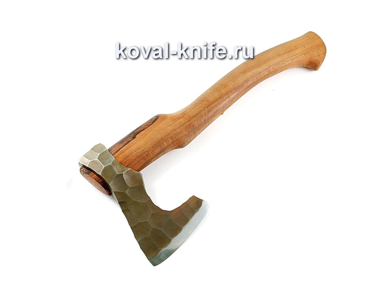 Топор (сталь 9хс), рукоять орех A178