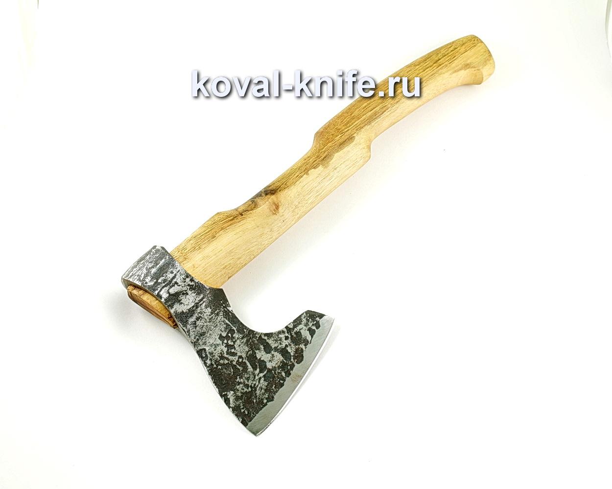 Топор (сталь 9хс), рукоять орех A180