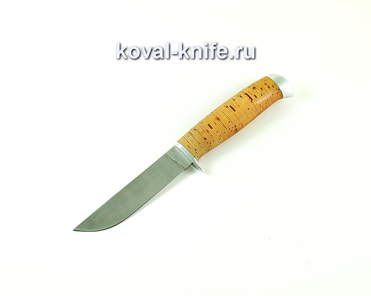 Нож Белка (сталь 65х13), рукоять береста A163