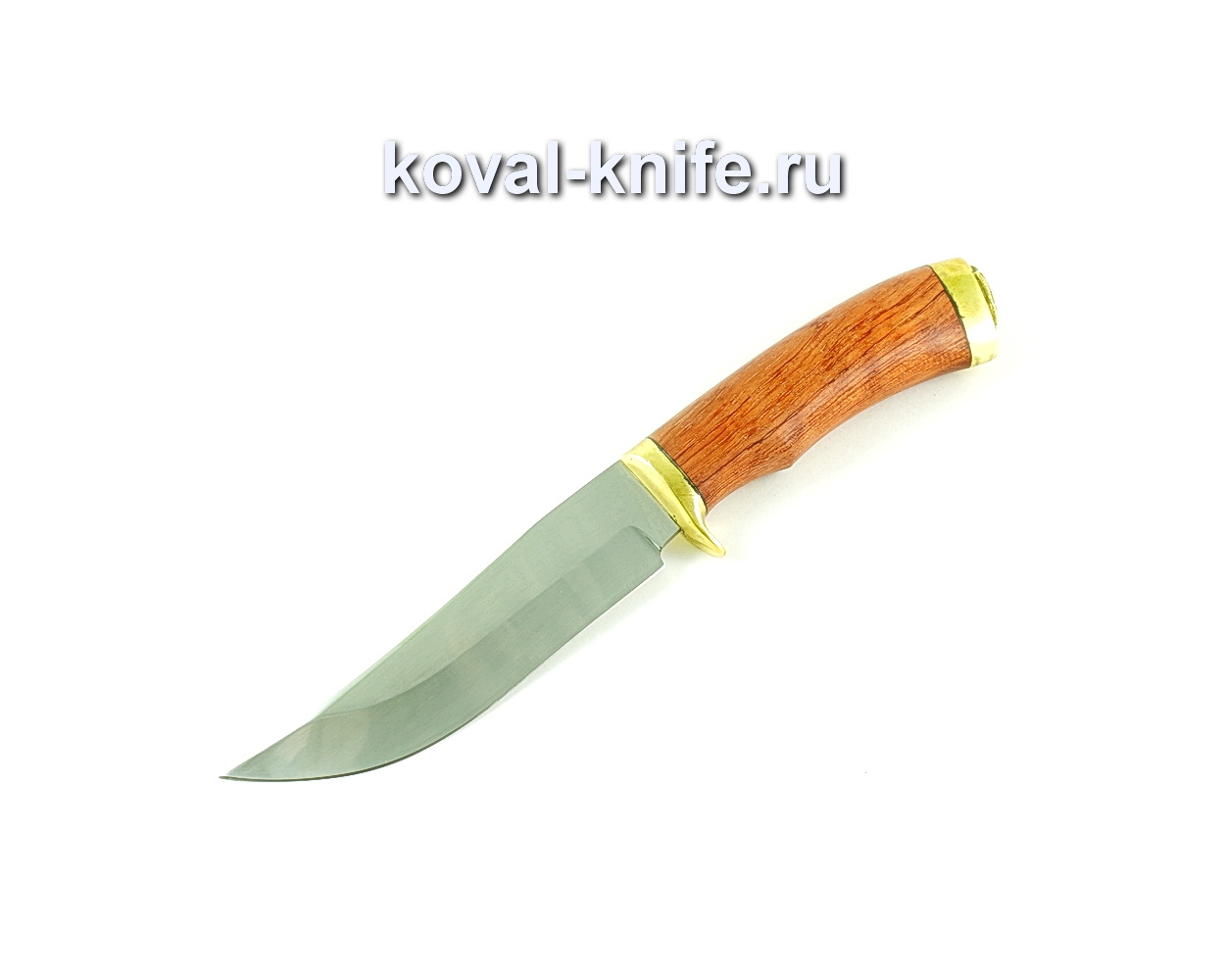 Нож Клыч (сталь 65х13), рукоять бубинга, литье A165