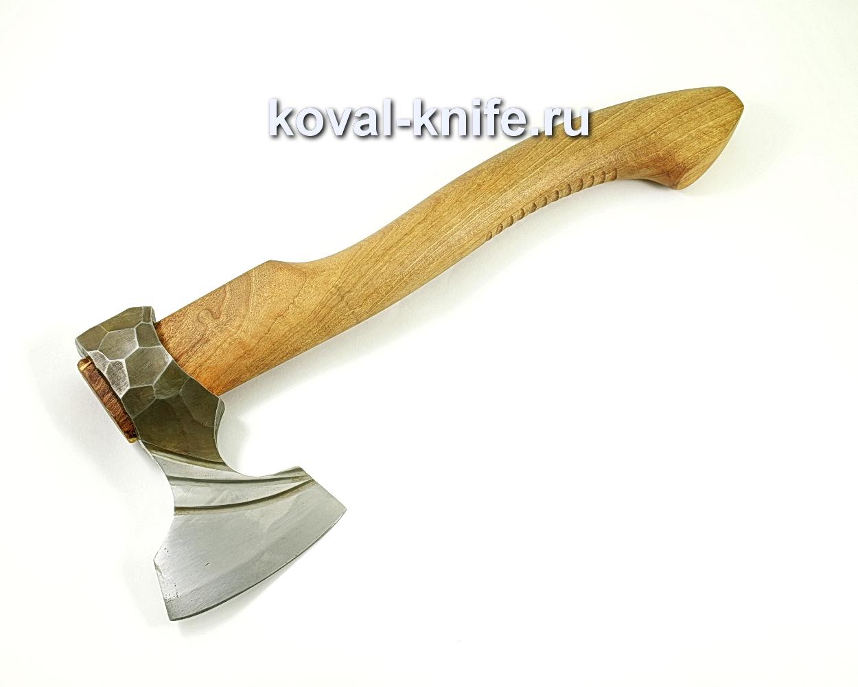 Топор (сталь 9хс), рукоять орех A316