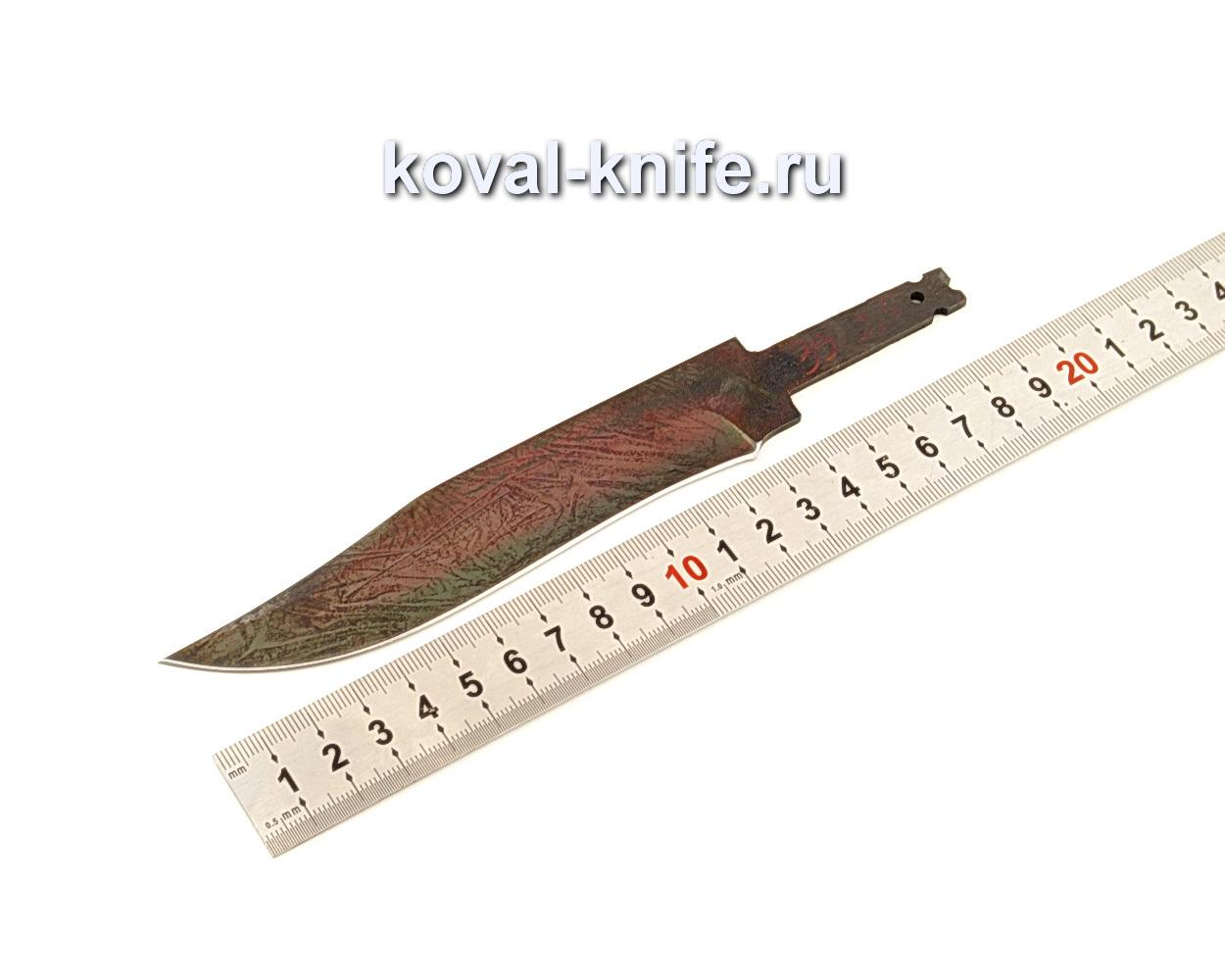 Клинок для ножа из кованой стали У10А N39