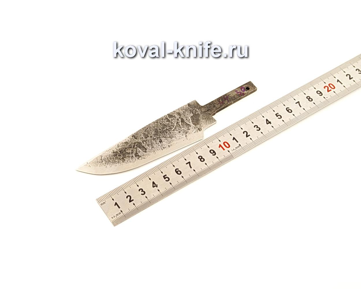 Клинок для ножа из кованой 9ХС  N64