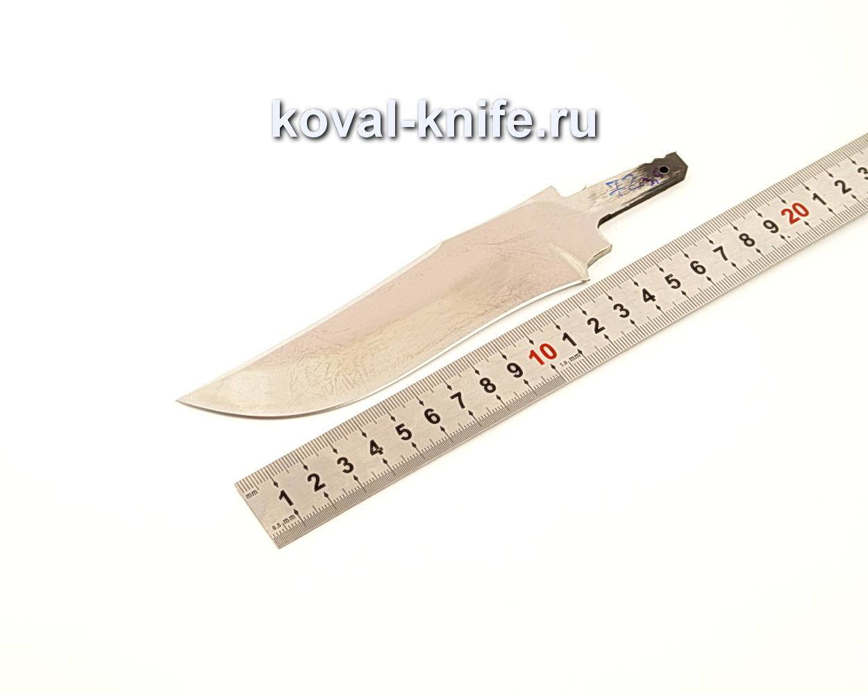 Клинок для ножа из кованой 95Х18 N72