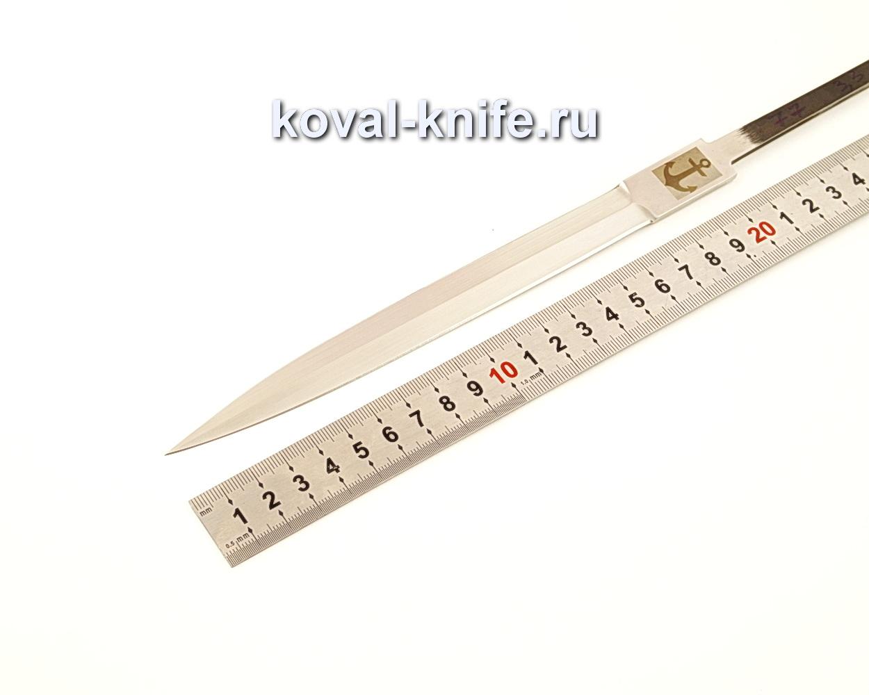 Клинок для Кортика из кованой 95Х18  N77